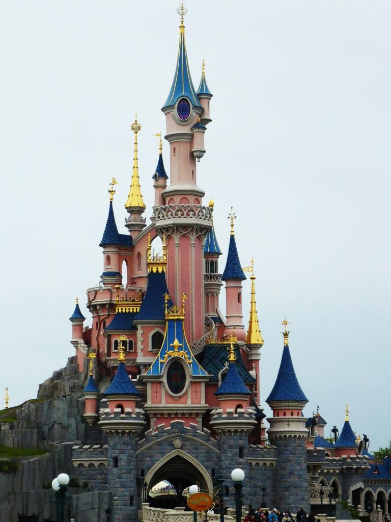 Disneyland Pariq