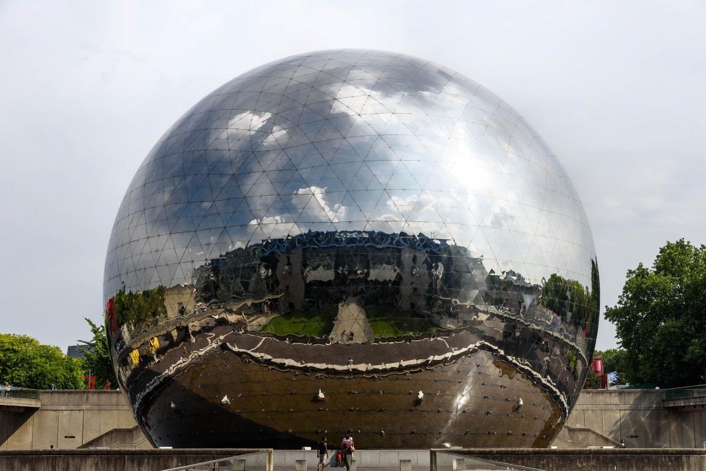 cité des sciences de la villette paris