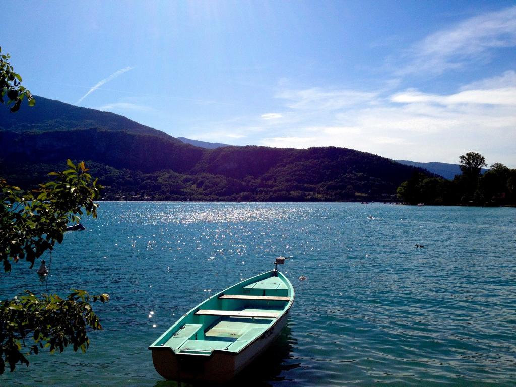 visiter annecy le lac d'annecy